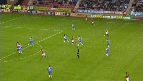 Watch and share Carlos Tevez. Wigan - MU. 13.05.2009 GIFs by fatalali on Gfycat