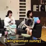 Watch and share Girls Generation GIFs and Orange Caramel GIFs on Gfycat