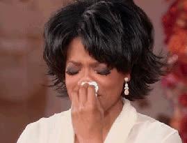 celebs, oprah, oprah winfrey, oprah-crying.gif GIFs