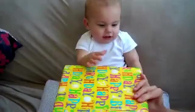 Watch this baby GIF on Gfycat. Discover more adorable, aww, awww, baby, cute, cute baby, funny, kid, little baby, newborn, rocktard, shaytards, surprise GIFs on Gfycat