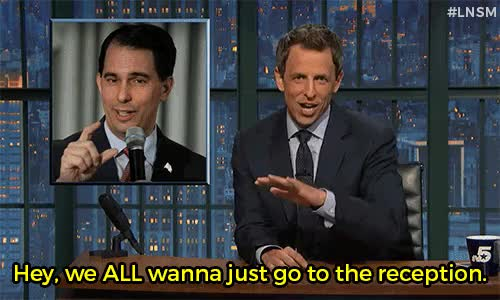 Watch and share Scott Walker GIFs and Gay Marriage GIFs on Gfycat