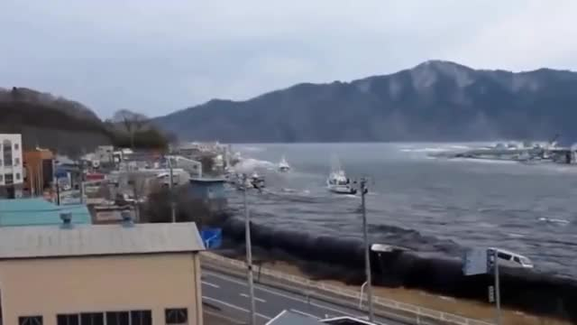 Watch and share Tsunami In Japan - Tsunami Japan 2011 - Japan Tsunami 2011 GIFs on Gfycat