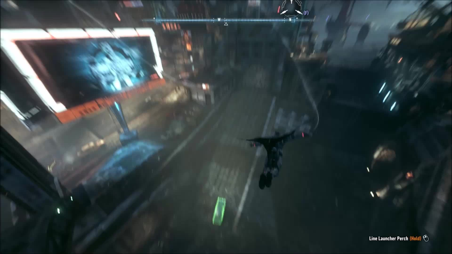 BatmanArkham, gaming, Almost like a moment out of a movie (reddit) GIFs