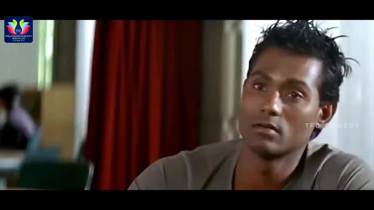 brahmanandam, Vennela Kishore Restaurant Comedy Scene - Vennela Movie    Telugu Comedy Scenes    TFC Comedy GIFs
