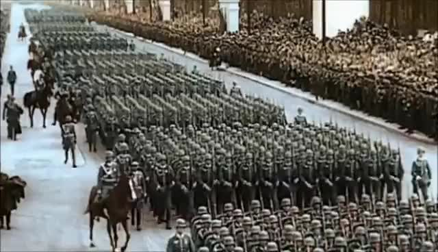 Watch and share German Army Hell March GIFs on Gfycat