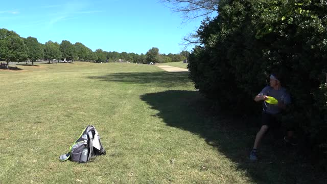 Watch 2017 USDGC - Gregg Barsby escape roller - Round 3 hole 11 GIF by Ultiworld Disc Golf (@ultiworlddg) on Gfycat. Discover more dgwt, disc golf world tour, usdgc GIFs on Gfycat