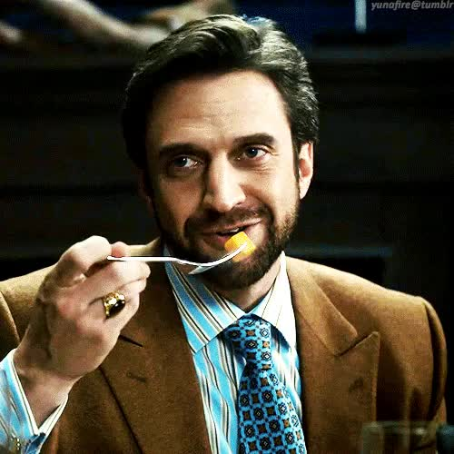 Watch and share Frederick Chilton GIFs and Law And Order Svu GIFs on Gfycat