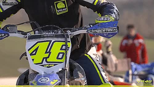 Watch and share Happy Birthday Legend!Valentino Rossi, 16 February 1979 - 38 Years Old Today GIFs on Gfycat