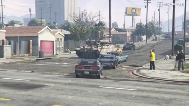 Watch Grand Theft Auto V_20190319215243 GIF by The Livery of GIFs (@thegifery) on Gfycat. Discover more PS4Share, gunsablazen209 GIFs on Gfycat
