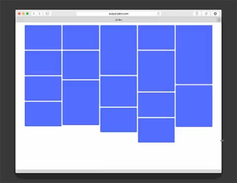 Watch and share Masonry Grid GIFs and Accelerated GIFs by CodepixArea on Gfycat