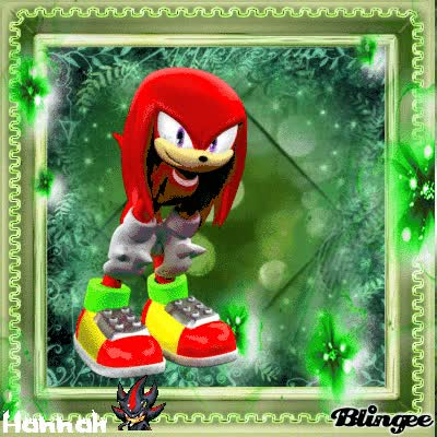 Watch and share =Knuckles The Echidna= GIFs on Gfycat