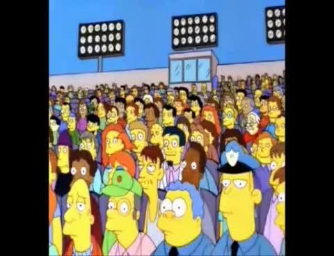 Watch and share Homero Simpson: ¡Me Aburro! GIFs on Gfycat