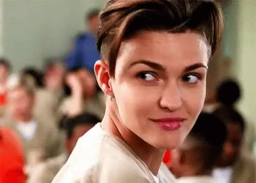 Watch and share Ruby Rose GIFs and Stella GIFs by Reactions on Gfycat
