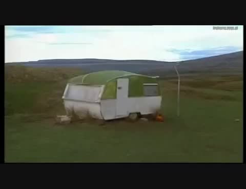 Watch and share Father Noel Furlong Riverdance In Caravan GIFs on Gfycat