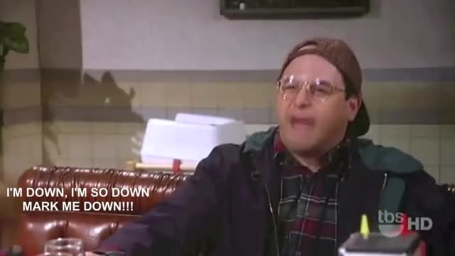 Watch I'm Down GIF by Jeff (@porgbach) on Gfycat. Discover more Seinfeld, TV, funny GIFs on Gfycat