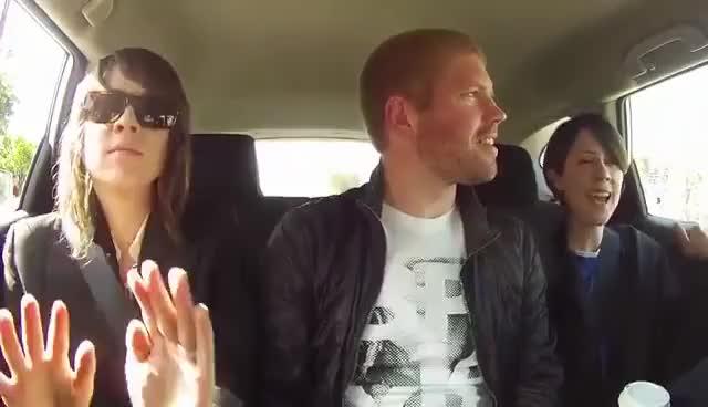 Watch Carpool Confessionals GIF on Gfycat. Discover more carpool confessionals, morgan page, tegan and sara GIFs on Gfycat