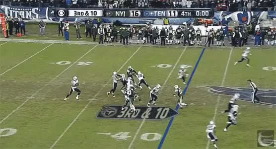 Watch and share The Tennessee Titans Almost Scored On Miraculous Play To Beat Jets GIFs on Gfycat