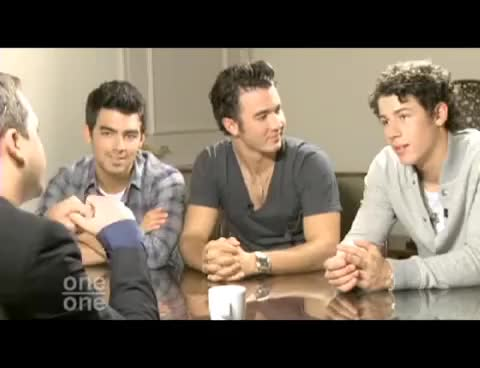Watch this trending GIF on Gfycat. Discover more Brothers, Jonas GIFs on Gfycat