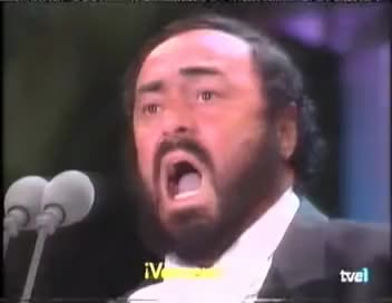 Watch and share Pavarotti GIFs and All Tags GIFs on Gfycat