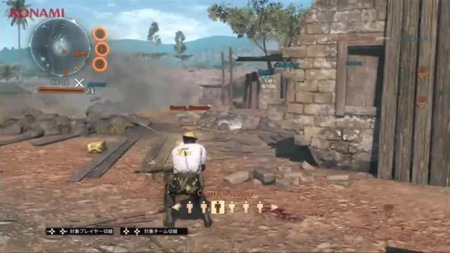Watch Big Boss Cup Glitch GIF by @projectsunknown on Gfycat. Discover more mgo GIFs on Gfycat