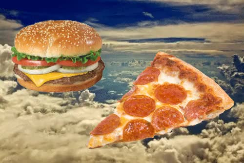 Watch Cheeseburger GIF on Gfycat. Discover more coulds, hamburger, pizza GIFs on Gfycat