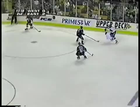 Watch and share Glowing GIFs and Hockey GIFs on Gfycat