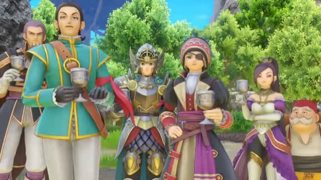 Watch and share Dq11 GIFs and Dqxi GIFs on Gfycat