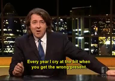 Watch and share Emma Thompson GIFs and Jonathan Ross GIFs on Gfycat
