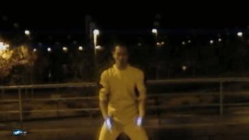 38 Sai Laser - Nunchucks Laser en mode Bruce Lee - Tony Nguyen SF GIFs