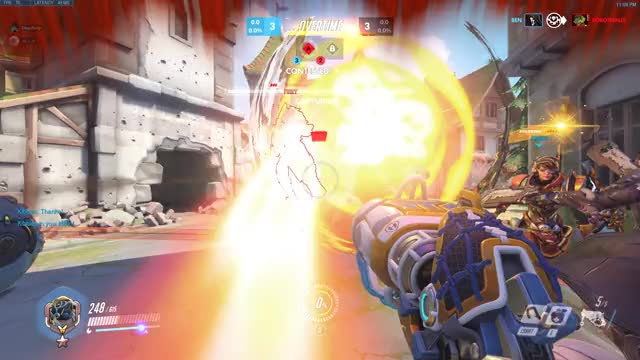 Watch Hook GIF on Gfycat. Discover more overwatch GIFs on Gfycat