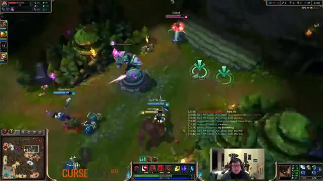 Scarra Juking the Corki