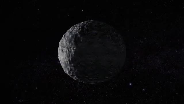 Watch and share Simulated Partial Orbit Of Ceres Using Mapping Data From Dawn. (reddit) GIFs by chemicalole on Gfycat