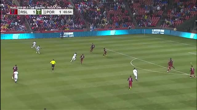Watch and share Real Salt Lake GIFs and Soccer GIFs by C.I. DeMann on Gfycat