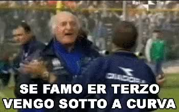 Watch and share Carletto Mazzone GIFs and Mortacci Vostra GIFs on Gfycat