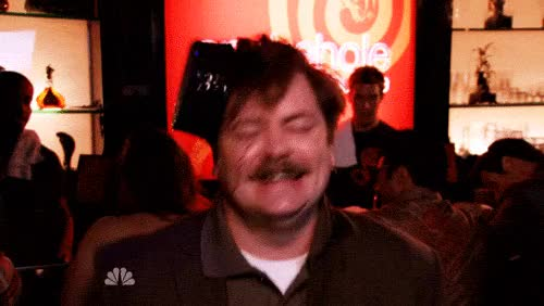 Watch ronswanson drunk GIF on Gfycat. Discover more nick offerman GIFs on Gfycat
