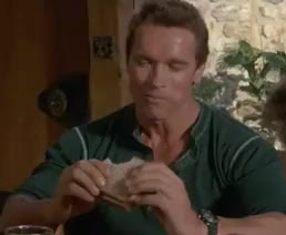 Watch and share Arnold Sch GIFs on Gfycat