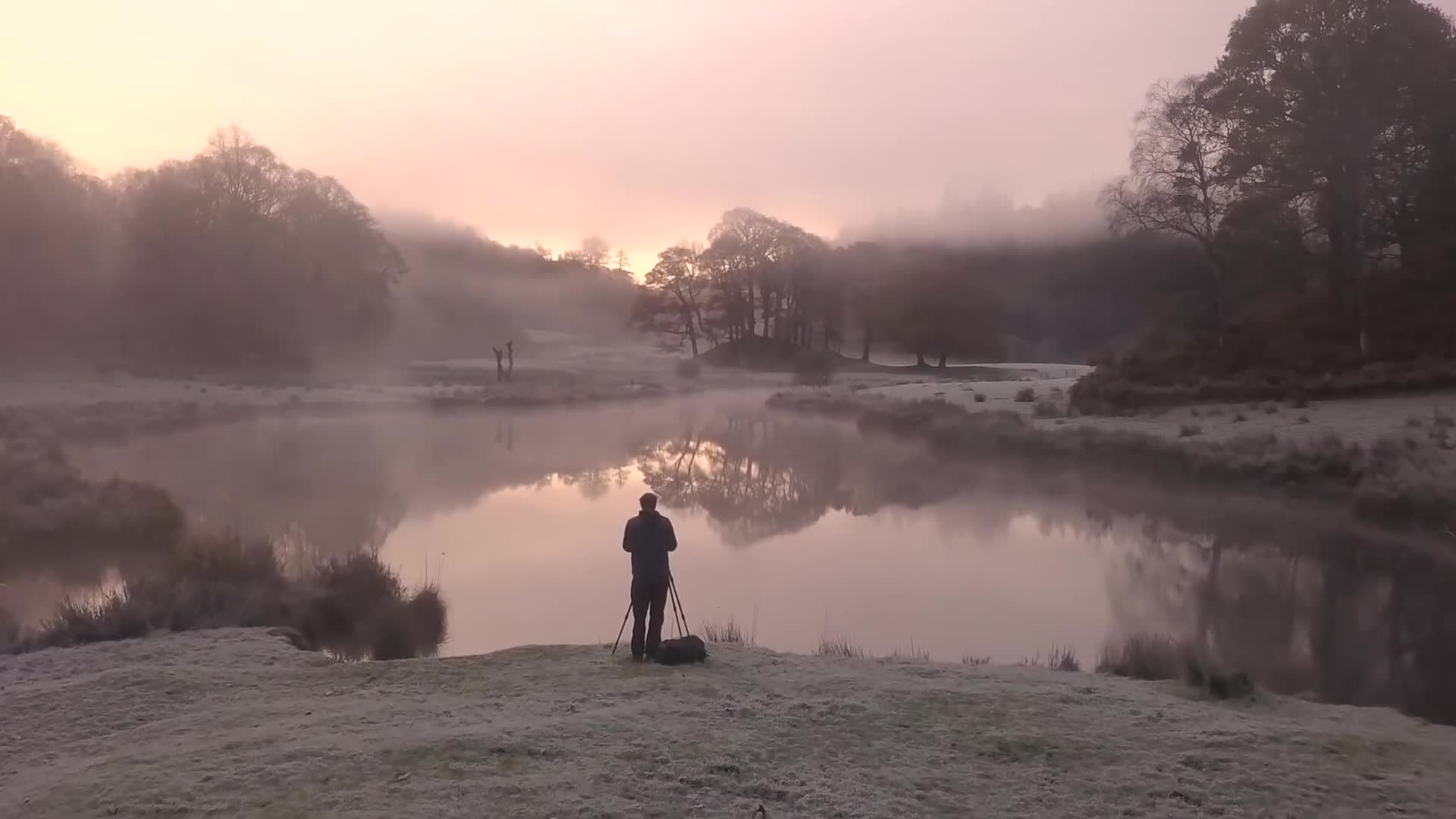 how to take better photos, landscape, landscape photography, landscape photography blog, landscape photography tips and techniques, landscape photography tutorial, nature, photography, photography tips, sunrise photography, sunrise photography tips, Fog in the Lake District | Nigel Danson GIFs