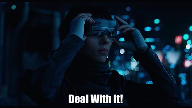 Watch and share Scarlett Johansson GIFs and Ghost In The Shell GIFs by The Gifs Shop on Gfycat