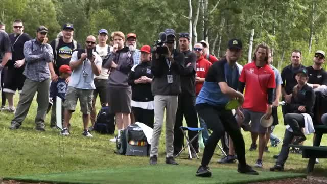 Watch 2018 Worlds Round 5 Part 1 - No Commentary GIF on Gfycat. Discover more BSF, Disc, Philo, Worlds, ace, albatross, barsby, dela, dgpt, dgwt, discgolf, frolf, milo, nikko, nt, pdga, seppo, sockibomb, tosh, tournament GIFs on Gfycat