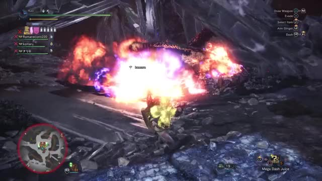 Watch and share Monster Hunter- World 20190129003212 GIFs on Gfycat