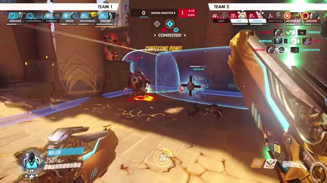 Watch and share Overwatch GIFs and Ana GIFs by will on Gfycat