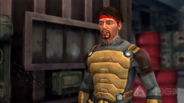 IGN Reviews - X-Men: Destiny Game Review