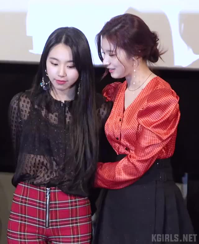 Watch chaeyoung-sana-twice-www.kgirls.net GIF by KGIRLS (@golbanstorage) on Gfycat. Discover more celebs, chaeyoung, kpop, twice GIFs on Gfycat