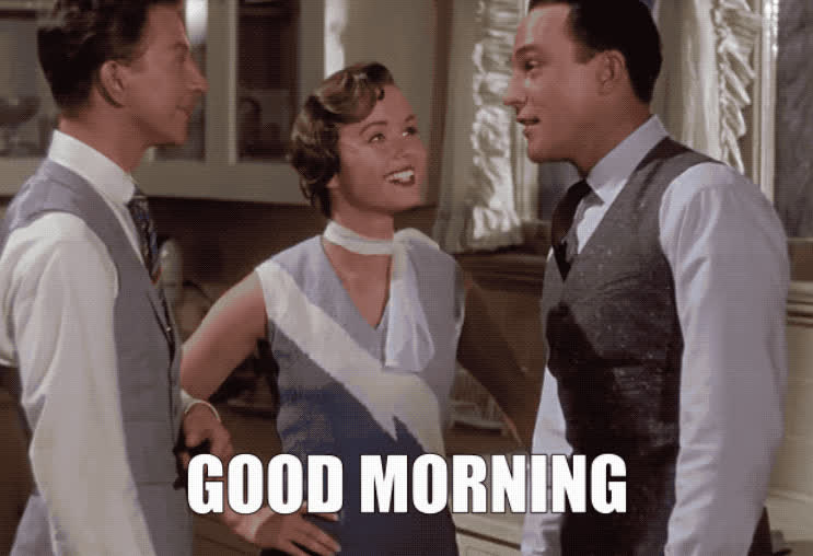 Comedy, Dance, Day, Fun, Funny, GIF Brewery, Good, Happy, Morning, Oldies, Song, Good Morning Oldies GIFs