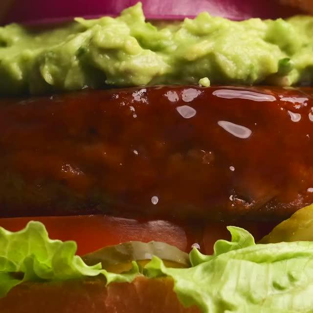 Watch and share Vegan Black Bean Burgers. 🥰 Get The Recipe: Https://lovingitvegan.com/vegan-... GIFs on Gfycat