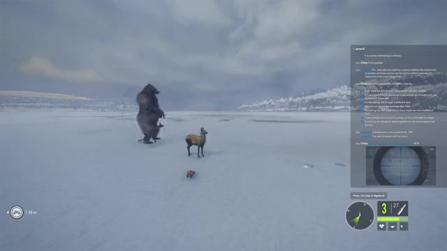 Watch and share TheHunter Call Of The Wild 2019.01.31 - 19.02.37.20 GIFs on Gfycat