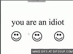 Watch and share Youareanidiot.org Virus GIFs on Gfycat