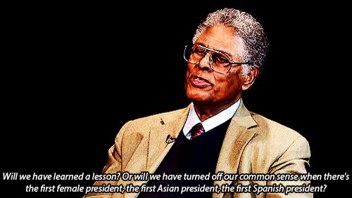 Watch and share Republican Obama Liberal Conservative Libertarian Thomas Sowell Freeblr GIFs on Gfycat