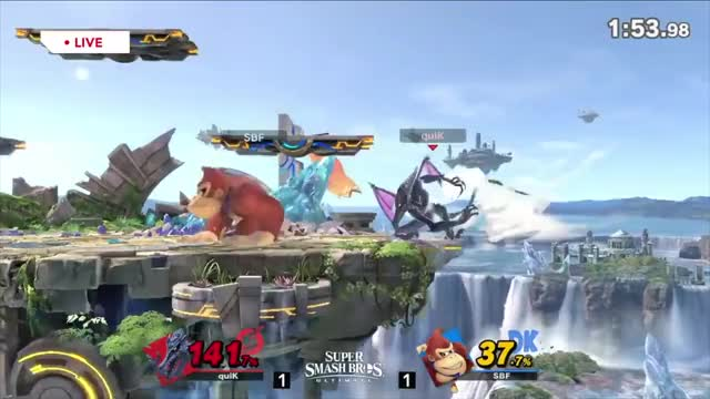 Watch Donkey Kong Backwards Throw KO GIF on Gfycat. Discover more Bros., Footage, Gameplay, SSBU, Smash, Super, Ultimate, cool GIFs on Gfycat