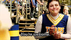 Awkward Sadie You Re Welcome Picture GIFs